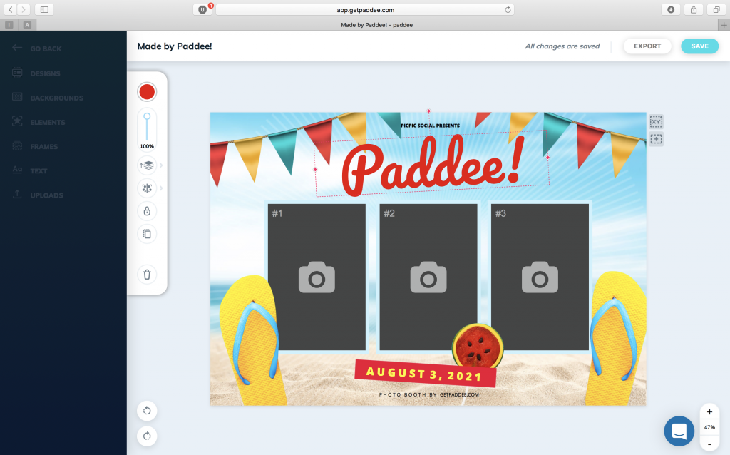 The Best Photo Booth Template Maker You Can Use Instead Of Photoshop